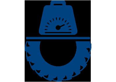 Belastnings-/Hastighetsindex
